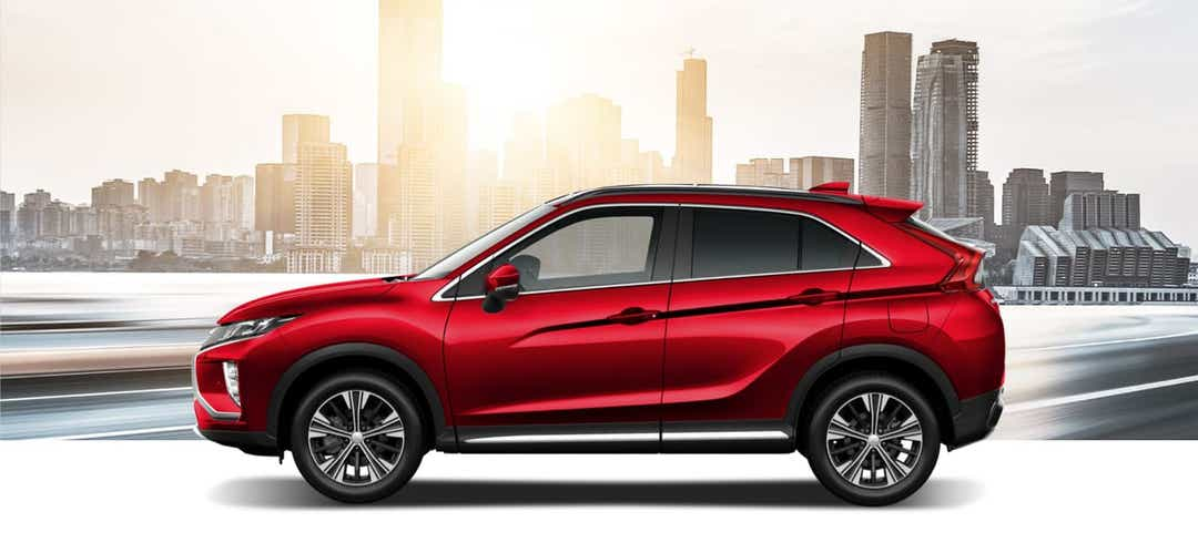 New Cars Find Your Perfect Mitsubishi